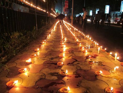 Image result for diwali at that time in ayodhya
