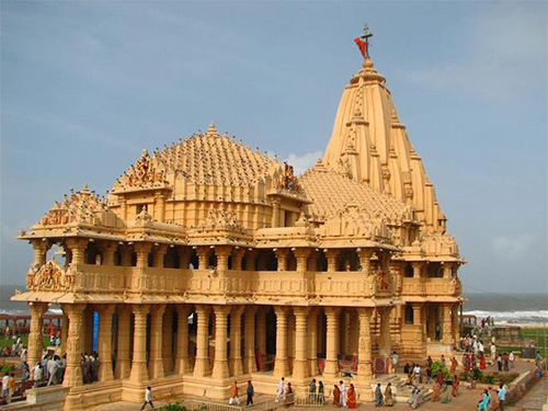 Somnath Temple Image